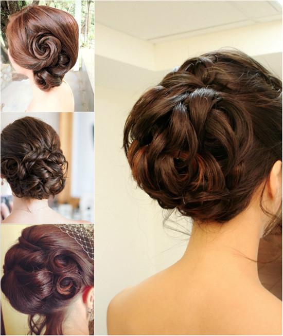 Simple Bridesmaid Hairstyles  6 Outstanding Simple Bridesmaid Hairstyles