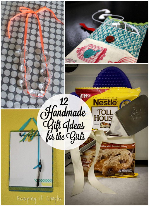 Best ideas about Simple Gift Ideas For Girlfriend . Save or Pin Motivate Me Monday 198 Block Party • Keeping it Simple Now.