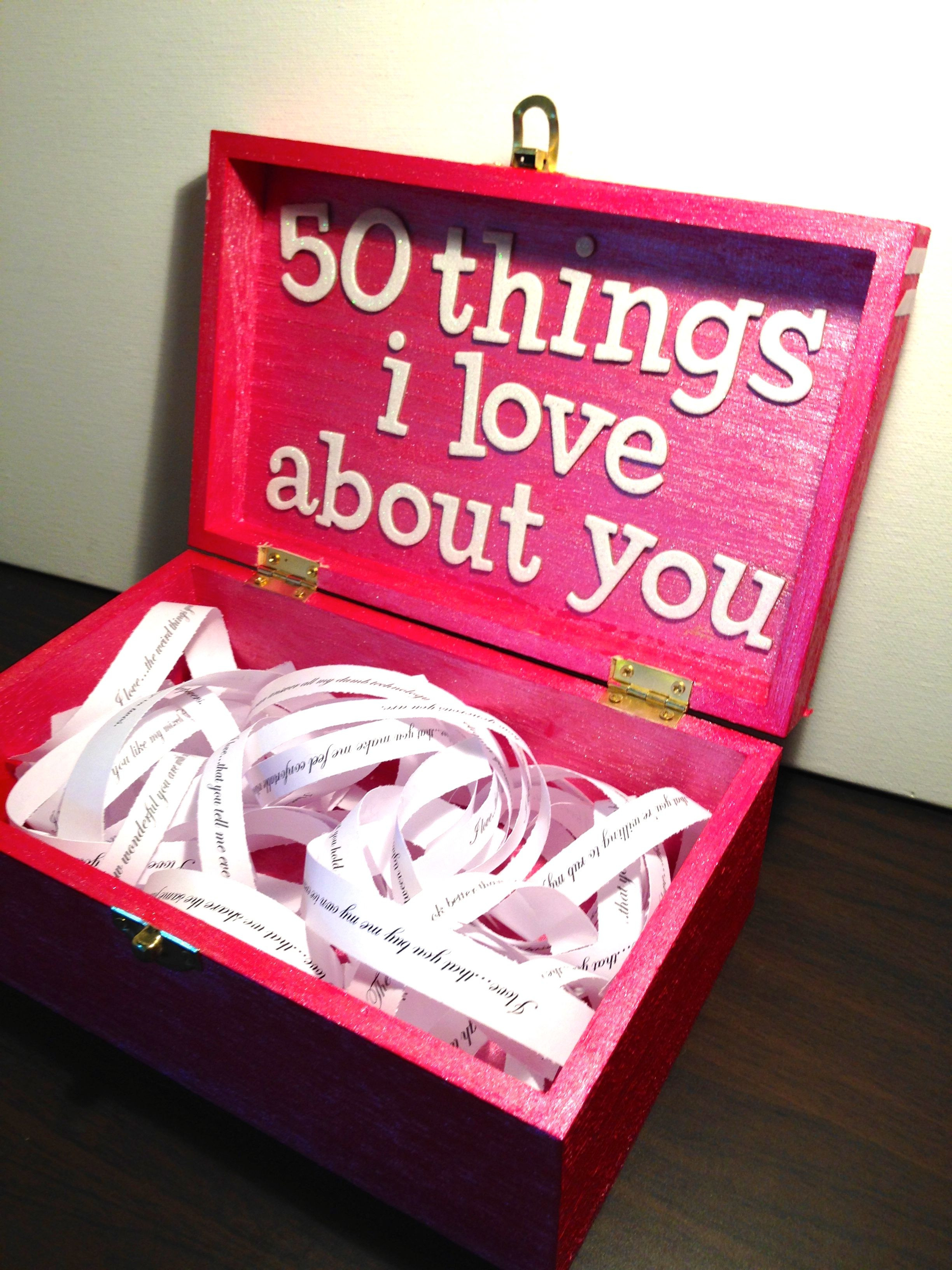 Best ideas about Simple Gift Ideas For Girlfriend . Save or Pin Boyfriend Girlfriend t ideas for birthday valentine Now.