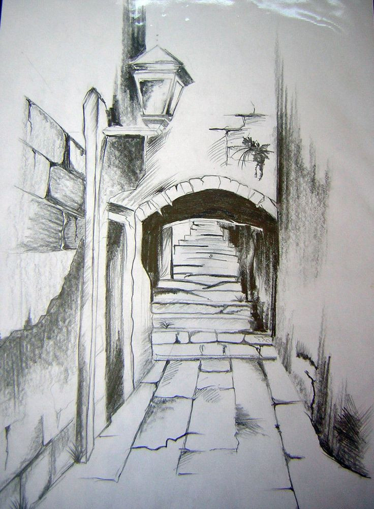 Best ideas about Simple Landscape Drawing . Save or Pin s Beautiful Sketches Landscapes Drawings Art Now.
