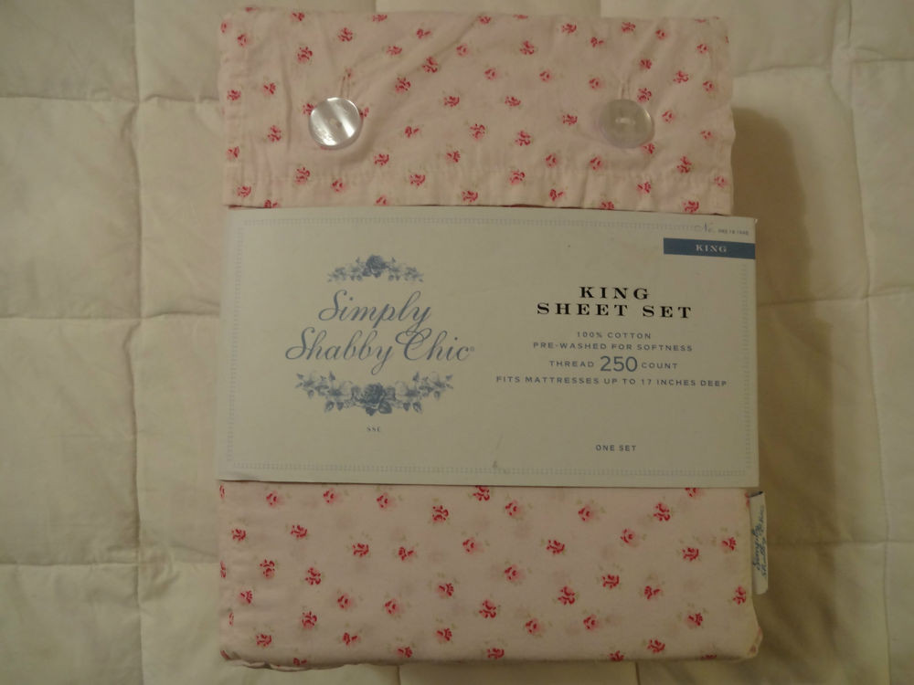 Best ideas about Simply Shabby Chic Sheet . Save or Pin Rachel Ashwell Simply Shabby Chic French Cottage Pink Rose Now.