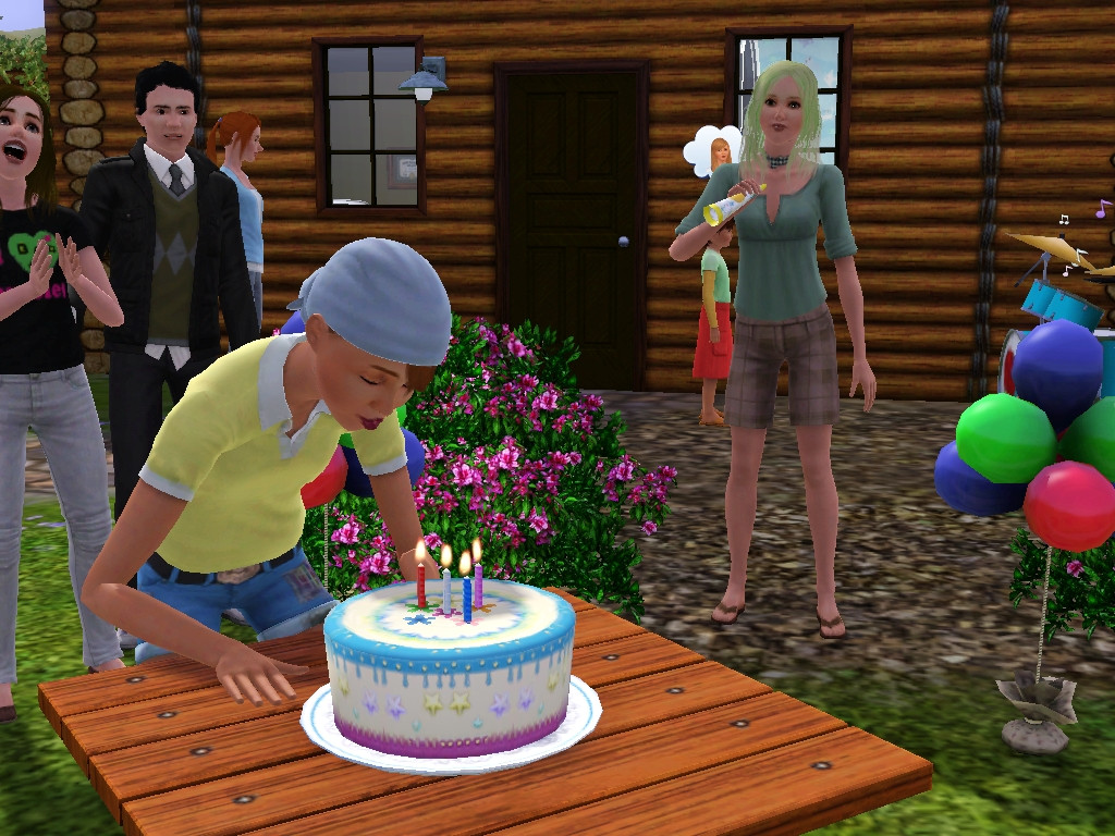 Best ideas about Sims 4 Birthday Party . Save or Pin Birthday The Sims Wiki Now.