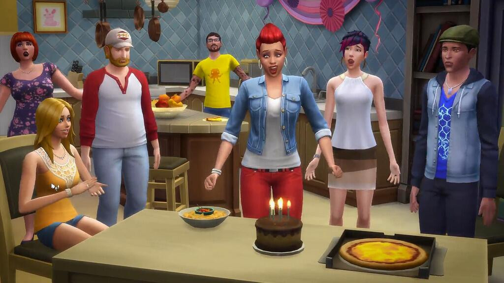 Best ideas about Sims 4 Birthday Party . Save or Pin Sims 4 Birthday Party [From the SimsVIP] thesims Now.