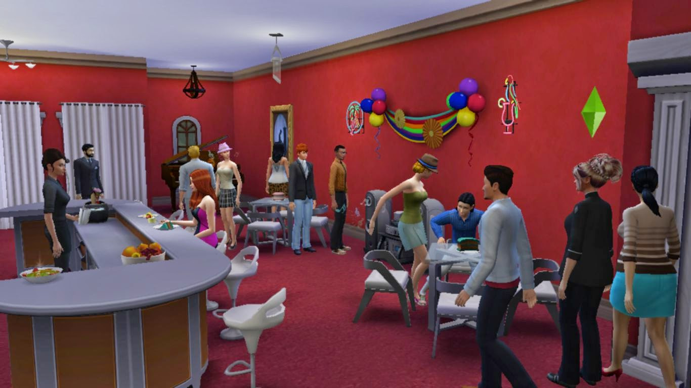 Best ideas about Sims 4 Birthday Party . Save or Pin Sims 4 Gameplay with Jordan Family Birthday Party For The Now.