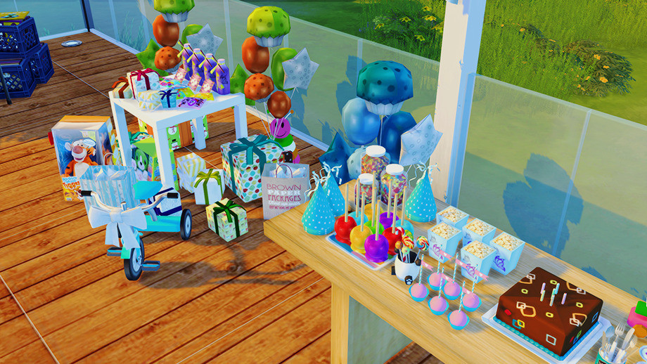 Best ideas about Sims 4 Birthday Party . Save or Pin dreamteamsims Now.
