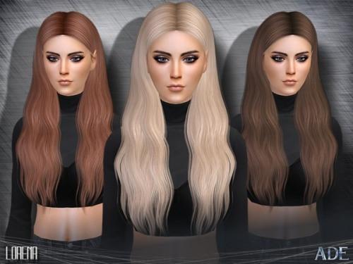 Sims 4 Hairstyles Female  ts4 female hair