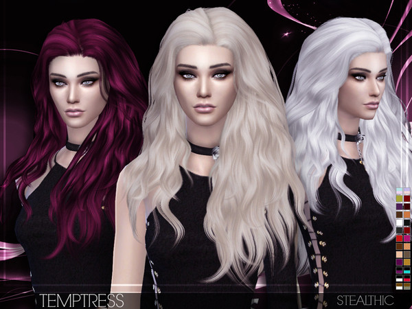 Sims 4 Hairstyles Female  Stealthic