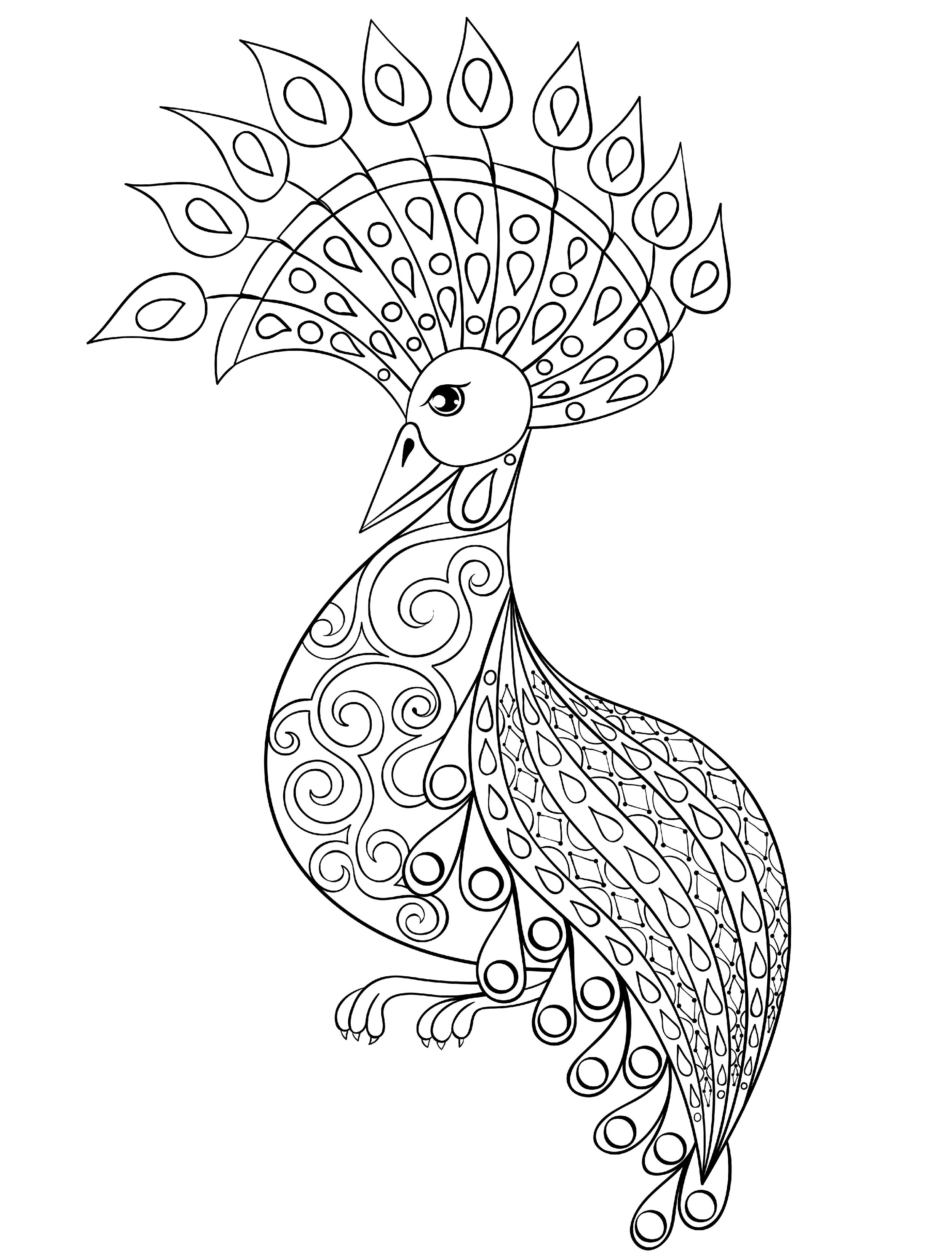 Best ideas about Small Adult Coloring Books . Save or Pin 10 Free Printable Holiday Adult Coloring Pages Now.