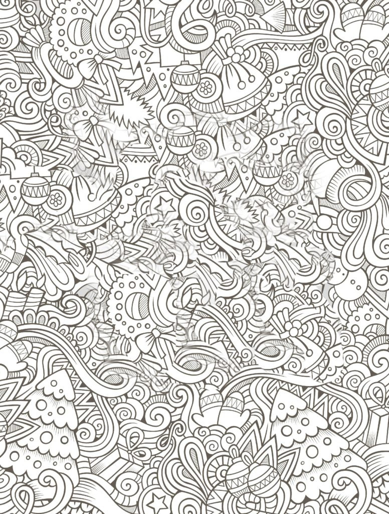 Best ideas about Small Adult Coloring Books . Save or Pin Coloring Pages Free Printable Holiday Adult Coloring Now.