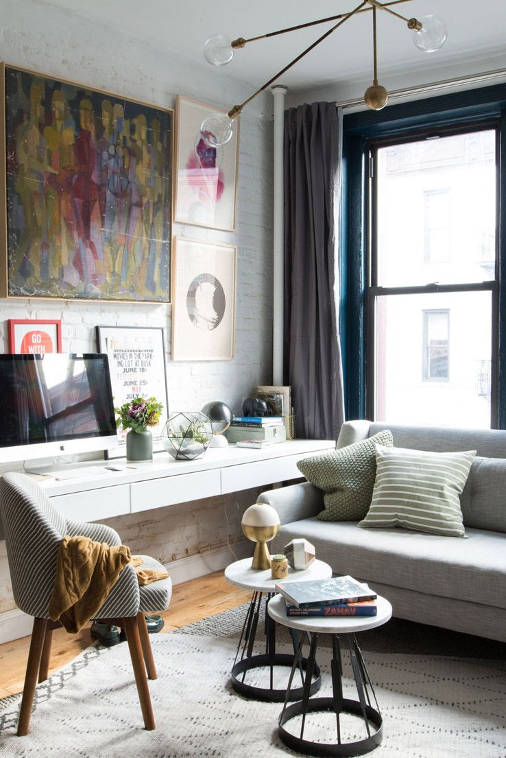 Best ideas about Small Apartment Living Room . Save or Pin 50 Small Living Room Ideas Now.