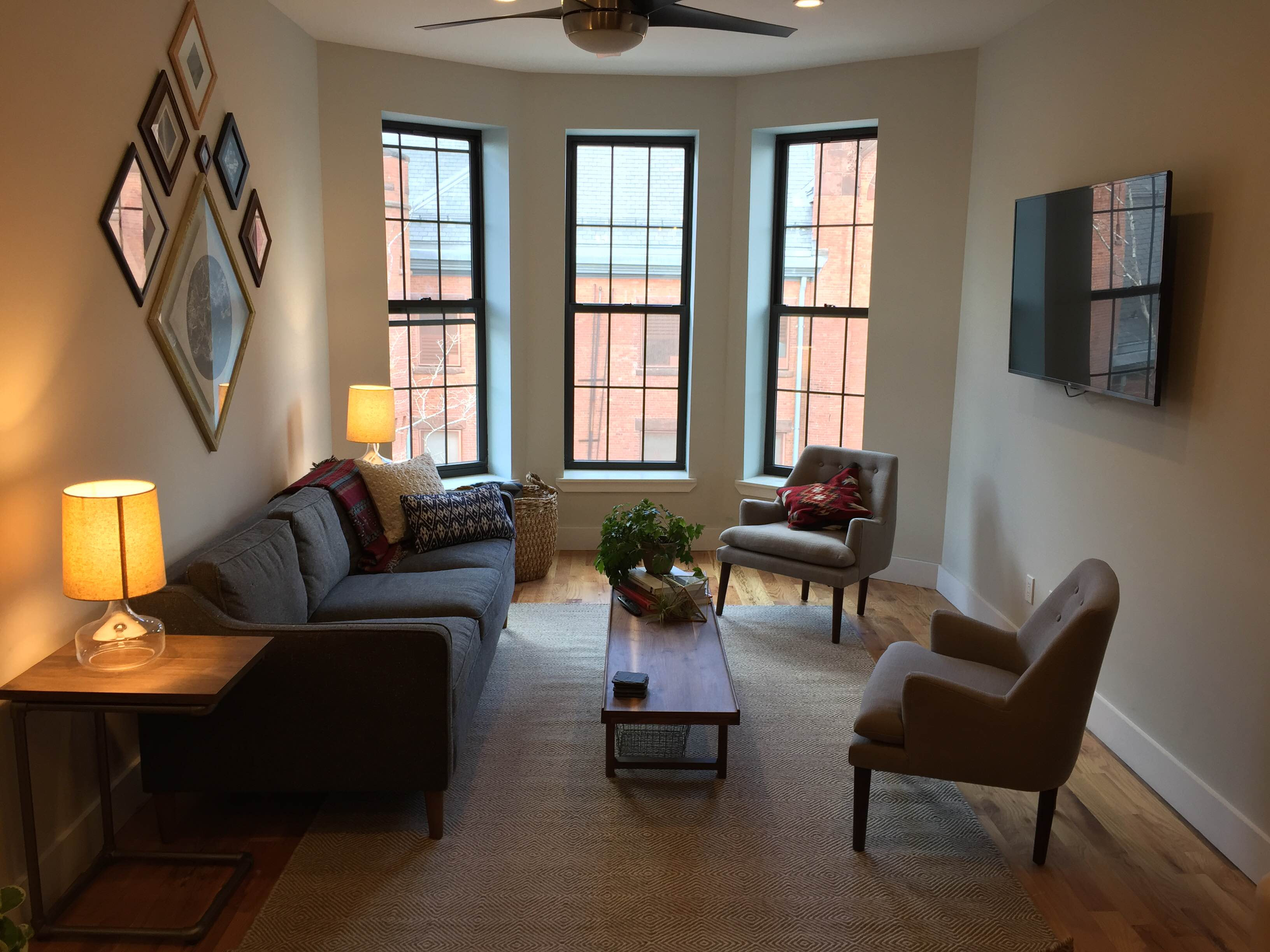Best ideas about Small Apartment Living Room . Save or Pin Awesome Beautiful Small Living Spaces In NYC Now.