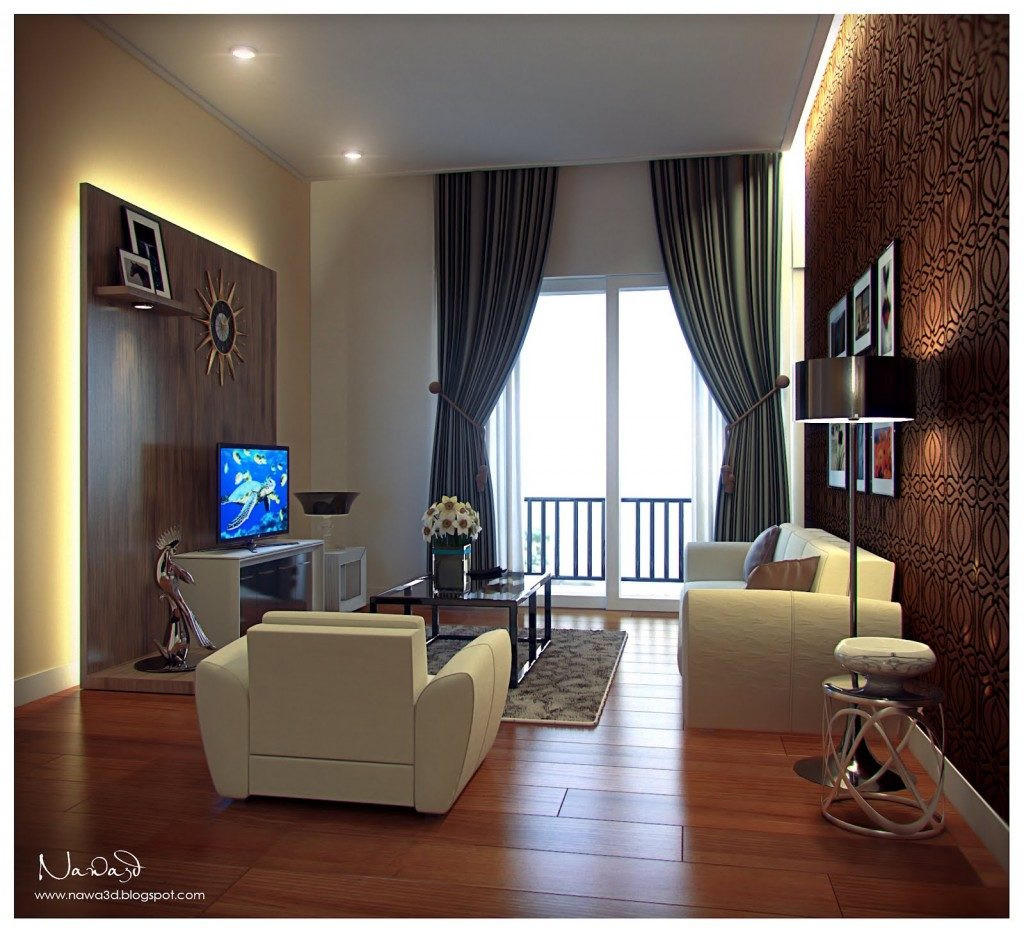 Best ideas about Small Apartment Living Room . Save or Pin Small Apartment Living Room Decor Ideas Color Foyer Now.