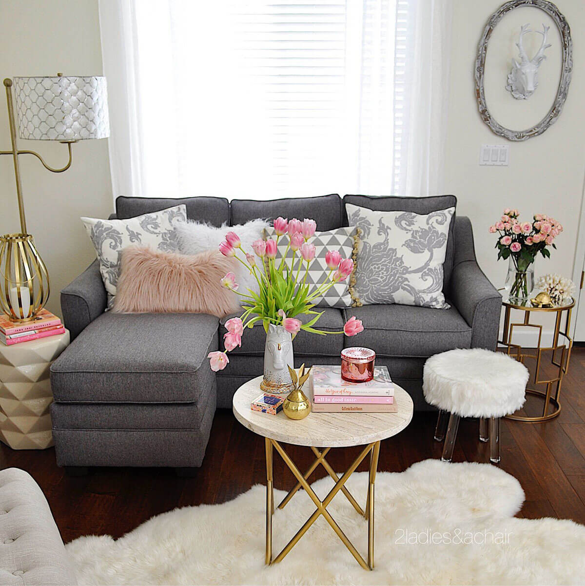 Best ideas about Small Apartment Living Room . Save or Pin 25 Best Small Living Room Decor and Design Ideas for 2019 Now.