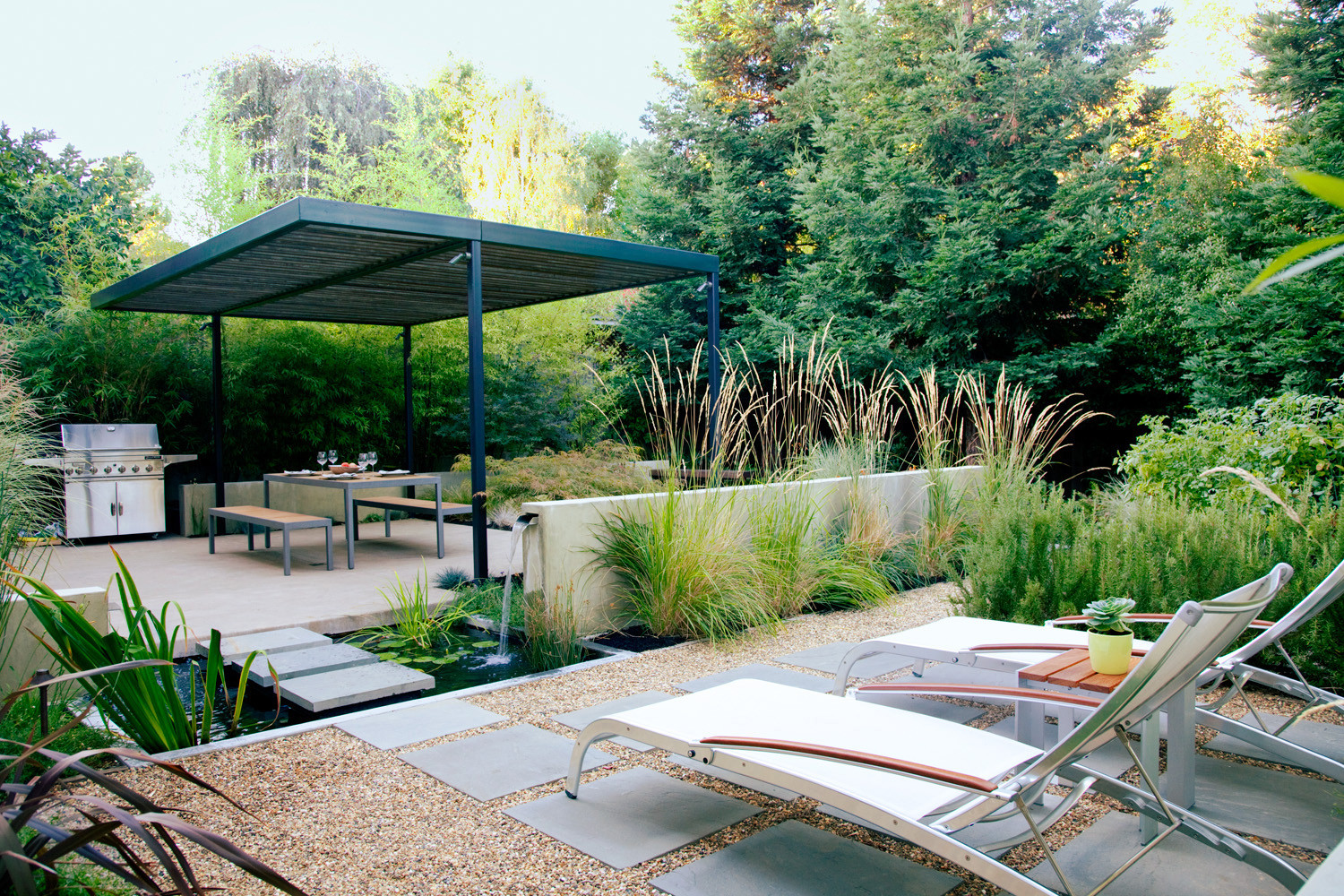 Best ideas about Small Backyard Design . Save or Pin Small Backyard Design Ideas Sunset Magazine Now.