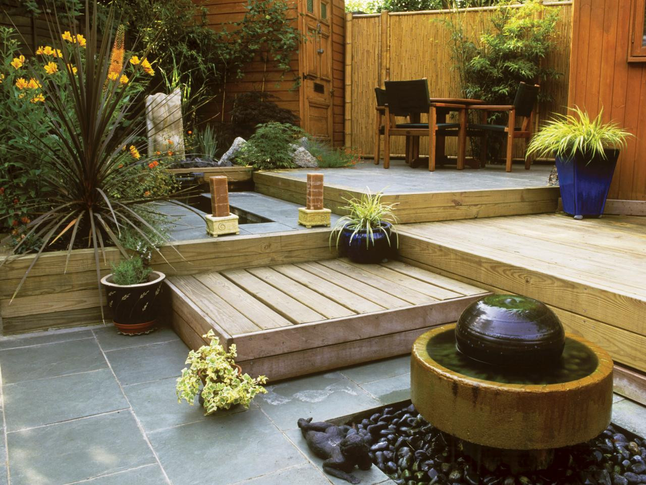 Best ideas about Small Backyard Design . Save or Pin Small Backyard Ideas with or without Grass Traba Homes Now.