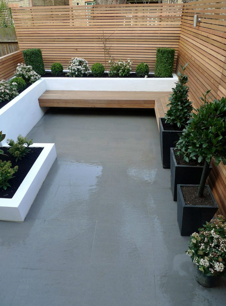 Best ideas about Small Backyard Design . Save or Pin 25 Peaceful Small Garden Landscape Design Ideas Now.