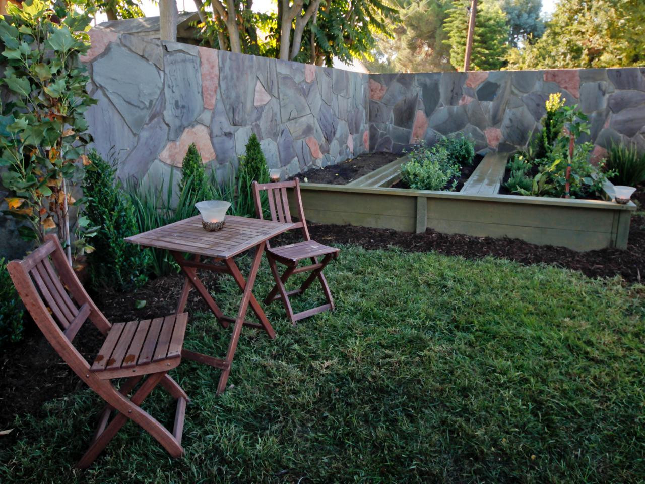 Best ideas about Small Backyard Design . Save or Pin Small Backyard Landscape Design Ideas — New Home Design Now.