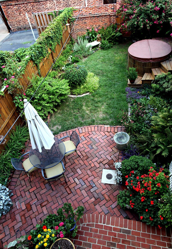 Best ideas about Small Backyard Design . Save or Pin Big Ideas for Small Backyards Now.