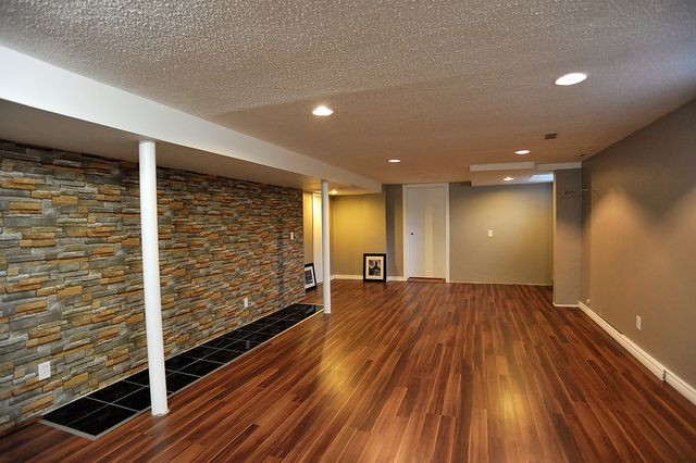 Best ideas about Small Basement Ideas On A Budget . Save or Pin Basement Decorating Ideas on a Bud home designing Now.