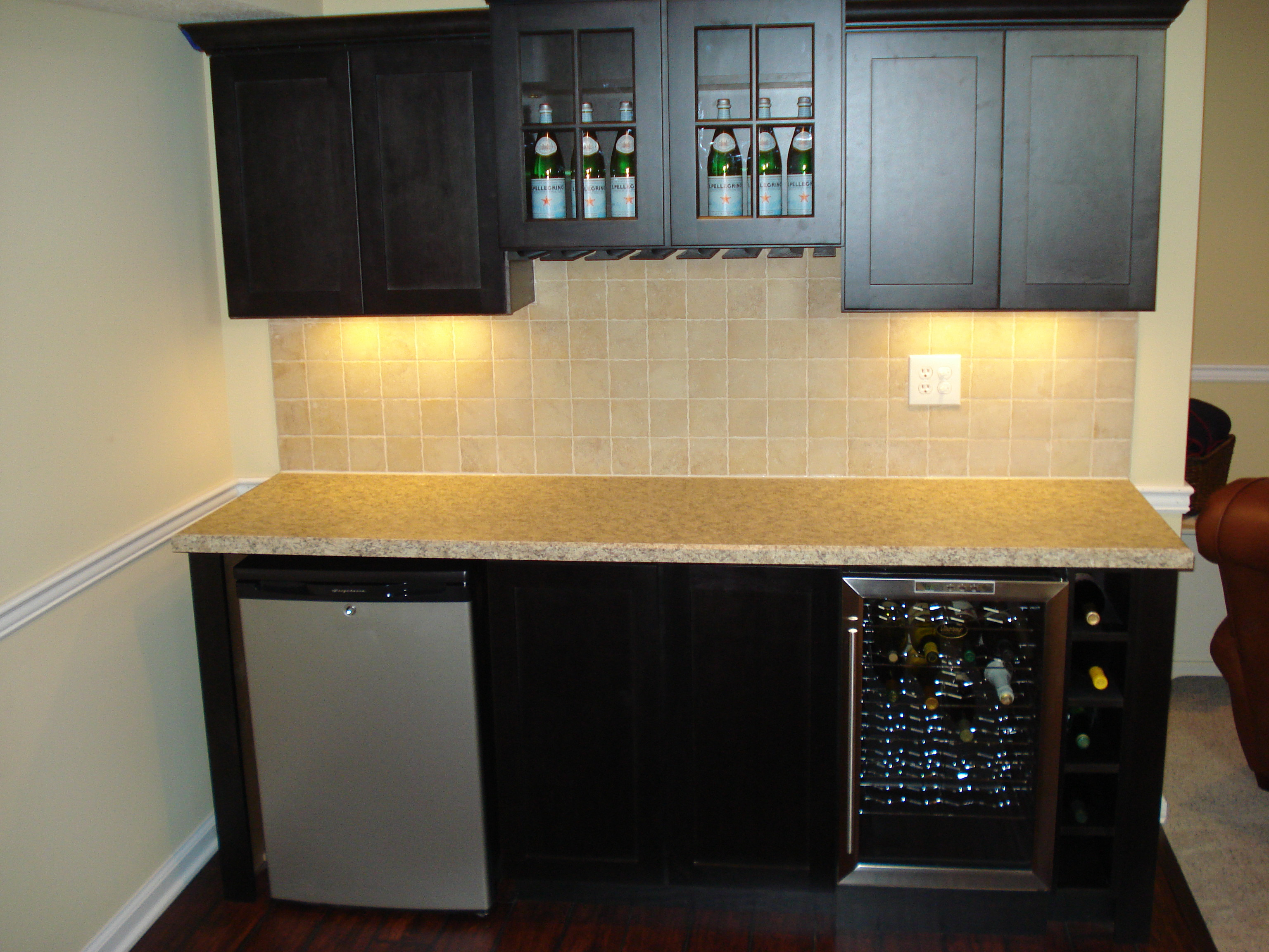 Best ideas about Small Basement Ideas On A Budget . Save or Pin Decorate A Small Basement Bar Ideas — Cookwithalocal Home Now.