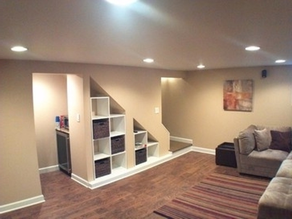 Best ideas about Small Basement Ideas On A Budget . Save or Pin Special Small Basement Ideas Houzz on with HD Resolution Now.