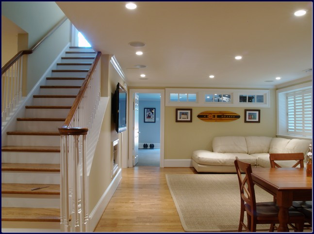 Best ideas about Small Basement Ideas On A Budget . Save or Pin Finished Basement Ideas for Small Sized Room Now.