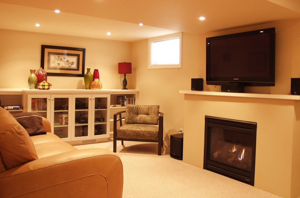 Best ideas about Small Basement Ideas On A Budget . Save or Pin Small Basement Ideas A Bud Easy DIY Cheap Decor Now.