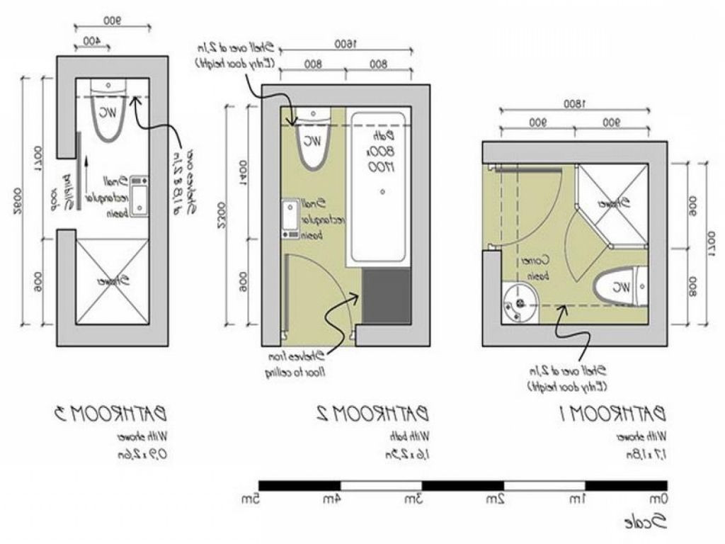Best ideas about Small Bathroom Dimensions . Save or Pin also small narrow bathroom floor plan layout also bathroom Now.