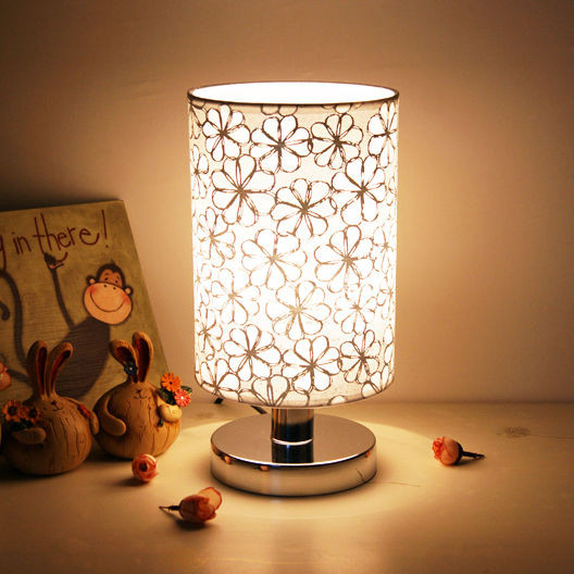 Best ideas about Small Desk Lamps . Save or Pin Modern Pastoral style Small LED Table lamp Desk lights Now.