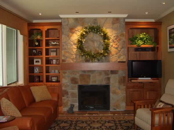 Best ideas about Small Family Room Ideas . Save or Pin Decorating Ideas For Small Family Room With Fireplace Now.