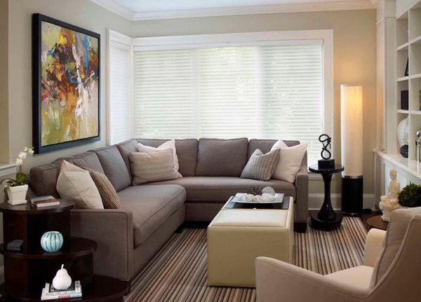 Best ideas about Small Family Room Ideas . Save or Pin Top 21 Small Living Room Ideas And Decors Now.