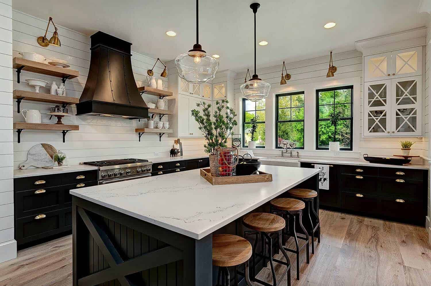 Best ideas about Small Farmhouse Kitchen Ideas . Save or Pin 35 Amazingly creative and stylish farmhouse kitchen ideas Now.