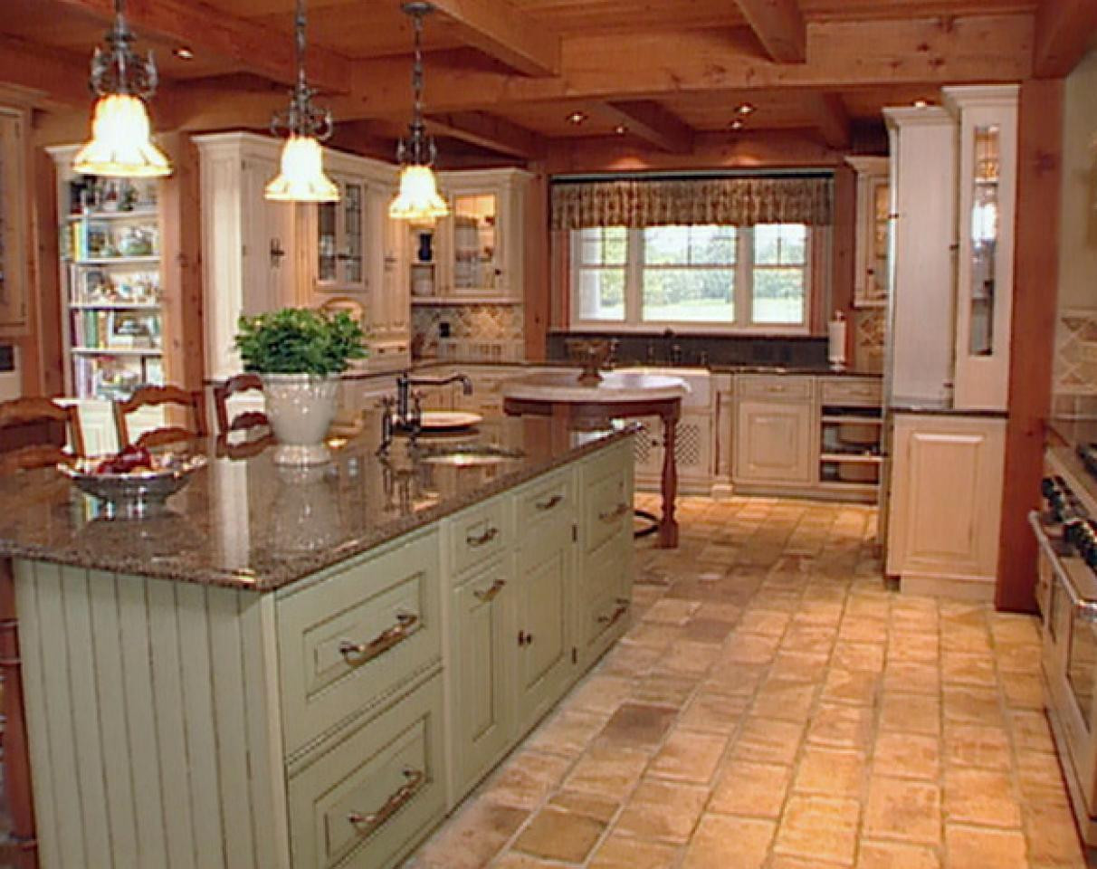 Best ideas about Small Farmhouse Kitchen Ideas . Save or Pin 21 Best Farmhouse Kitchen Design Ideas Now.