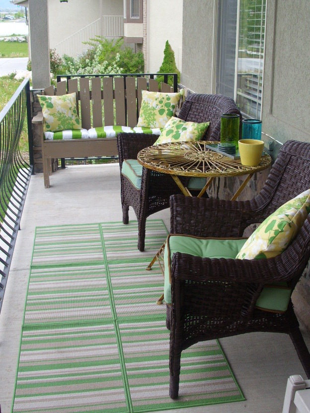 Best ideas about Small Front Porch Furniture Ideas . Save or Pin 30 Cool Small Front Porch Design Ideas Now.