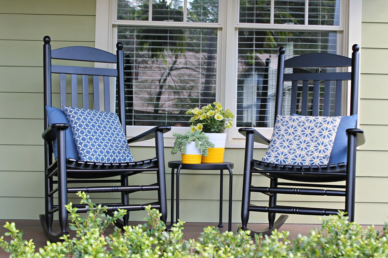 Best ideas about Small Front Porch Furniture Ideas . Save or Pin Front Porch Patio Furniture Ideas Now.