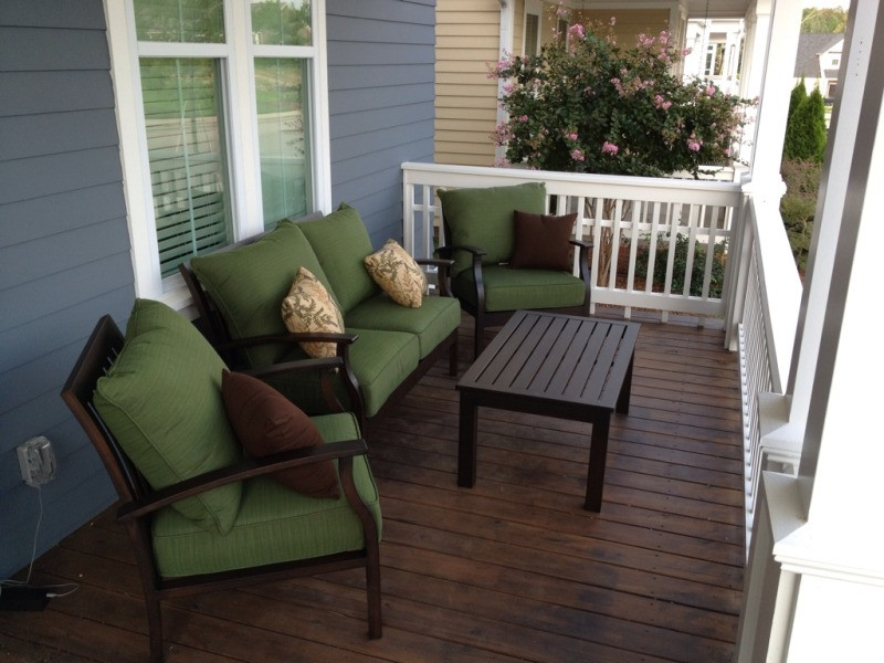 Best ideas about Small Front Porch Furniture Ideas . Save or Pin Importance of porch furniture TCG Now.