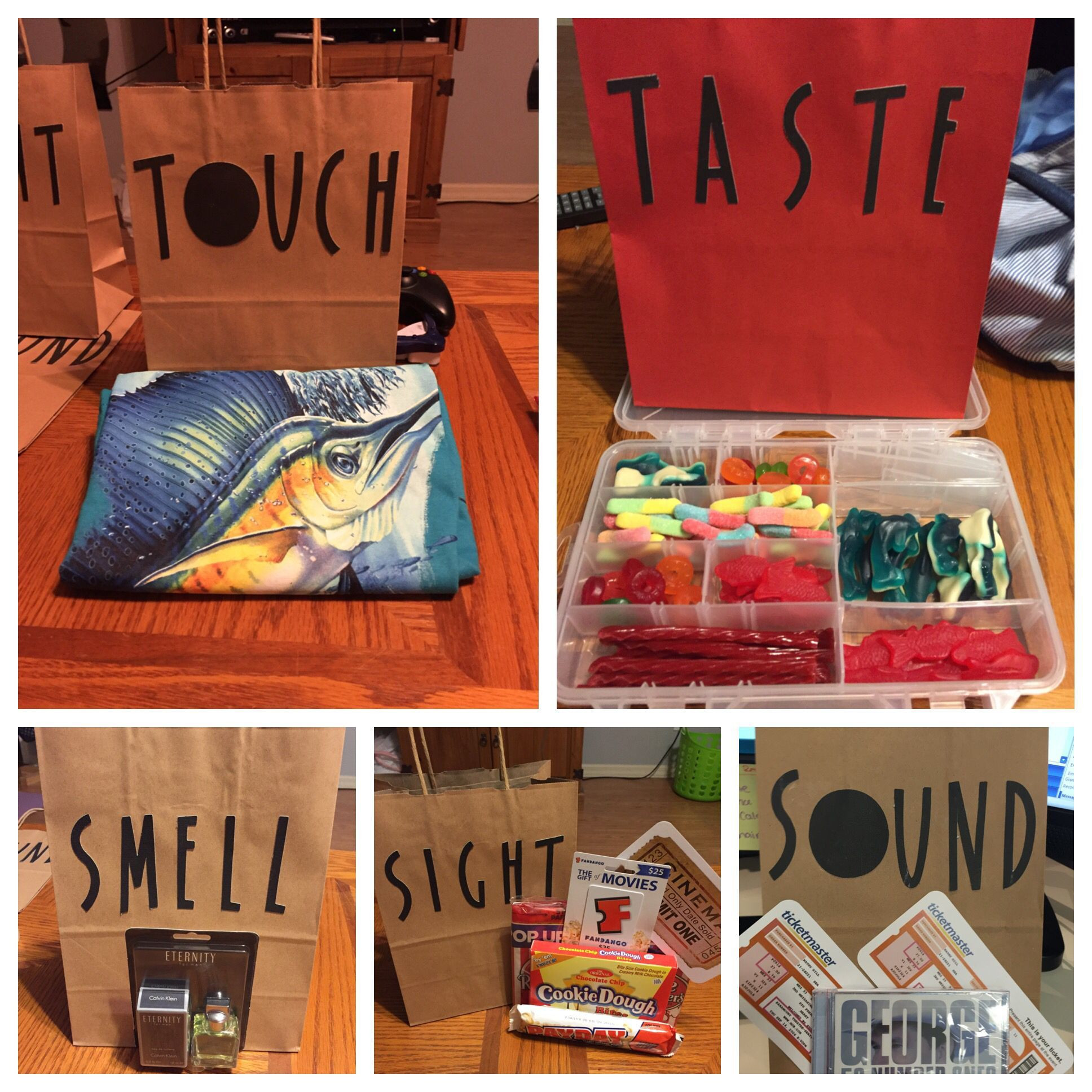 Small Gift Ideas For Boyfriend  35 DIY Christmas Gifts for Him – You Know He'll Love