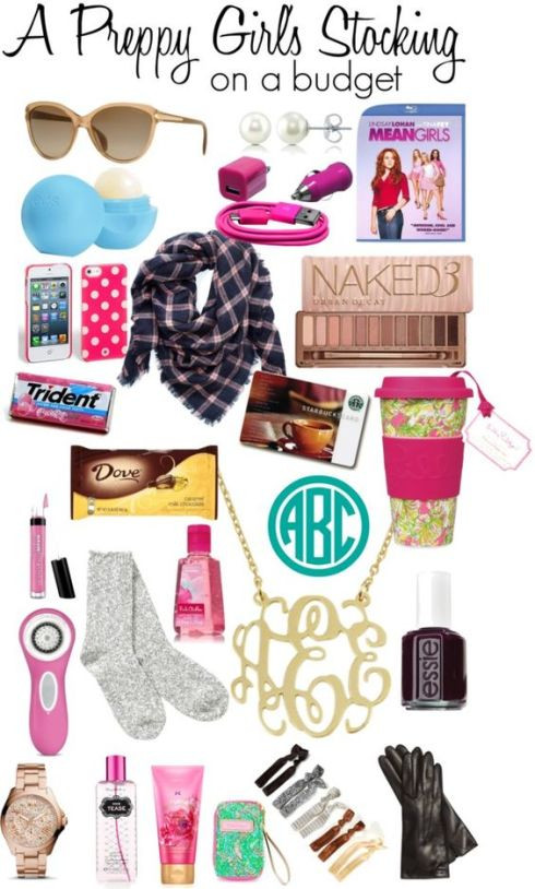Small Gift Ideas For Girls  Stocking Stuffers