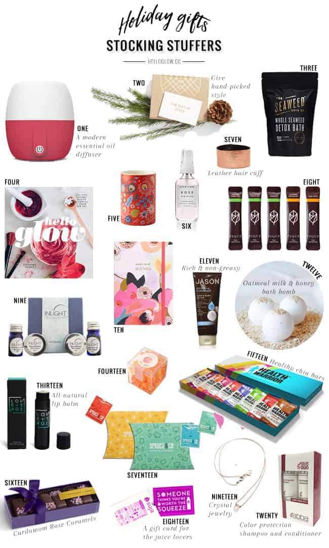 Small Gift Ideas For Girls  Our Favorite Small Gifts Stocking Stuffers for the