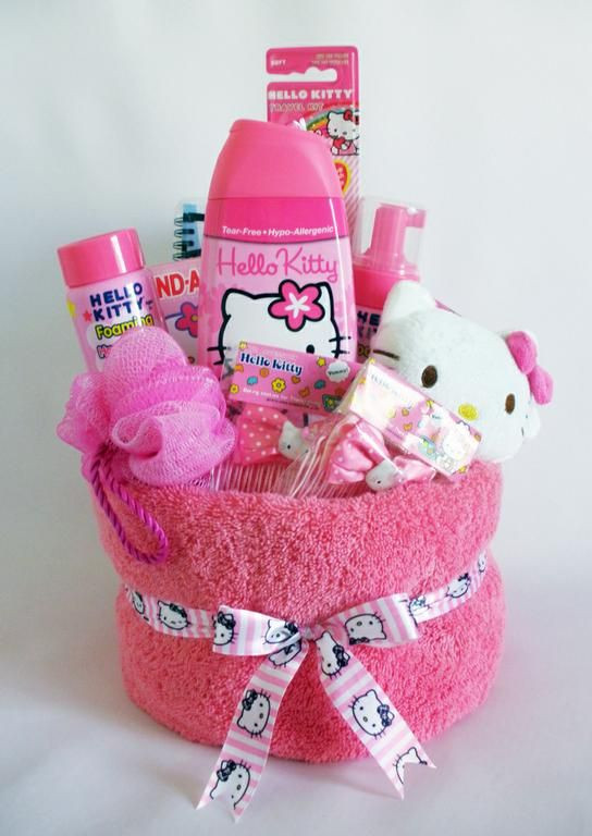 Small Gift Ideas For Girls  Do it Yourself Gift Basket Ideas for Any and All Occasions