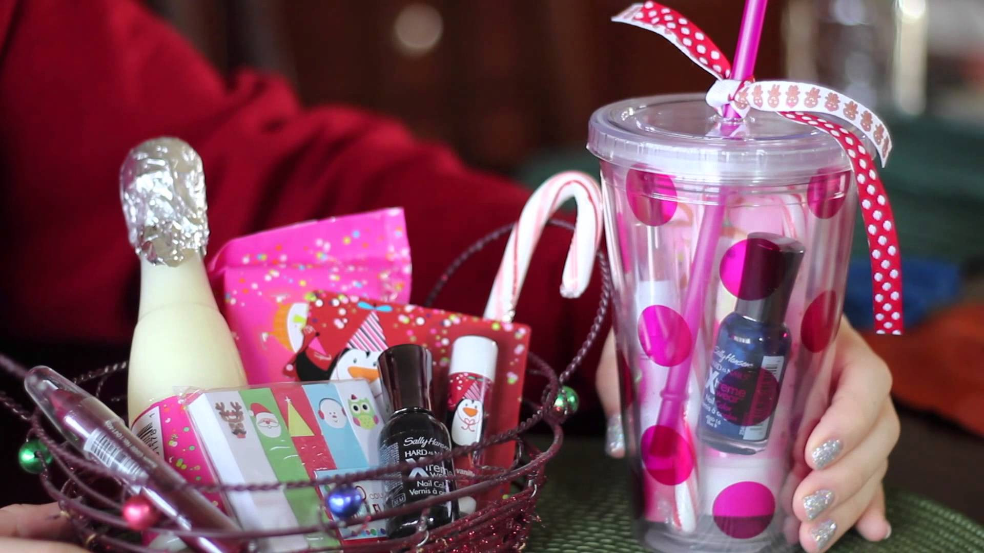 Small Gift Ideas For Girls  Quick And Cheap Diy Christmas Gifts Ideas