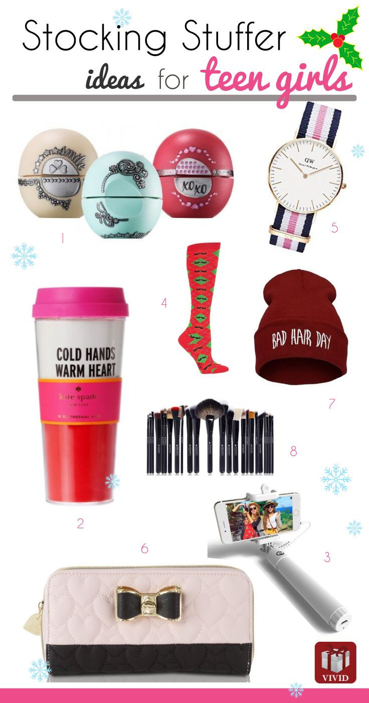 Small Gift Ideas For Girls  Best 25 Stocking stuffers for teens ideas on Pinterest