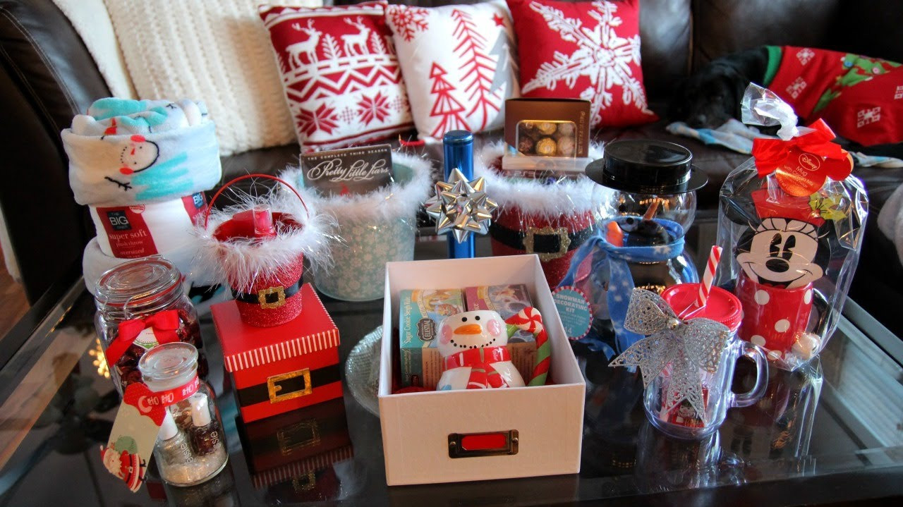 Best ideas about Small Holiday Gift Ideas . Save or Pin Christmas Gift Ideas with 40 Different Friendly Options Now.