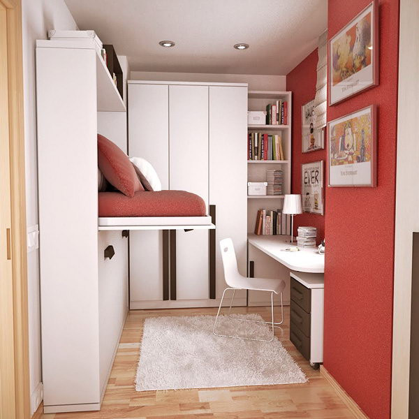 Best ideas about Small Kids Room . Save or Pin Wardrobe Solutions For Small Spaces Native Home Garden Now.