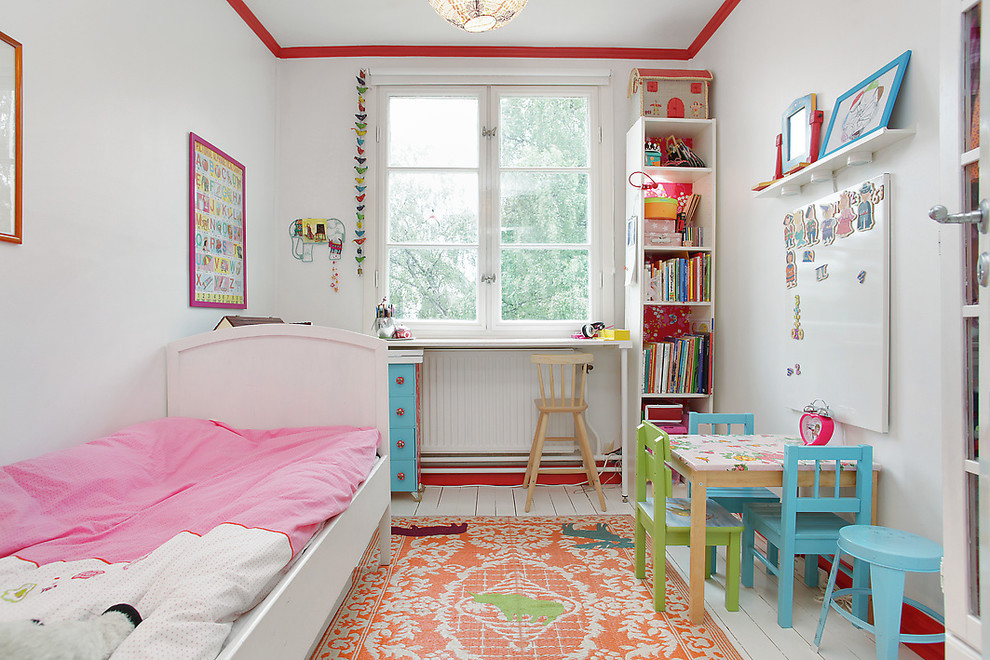 Best ideas about Small Kids Room . Save or Pin 23 Eclectic Kids Room Interior Designs Decorating Ideas Now.