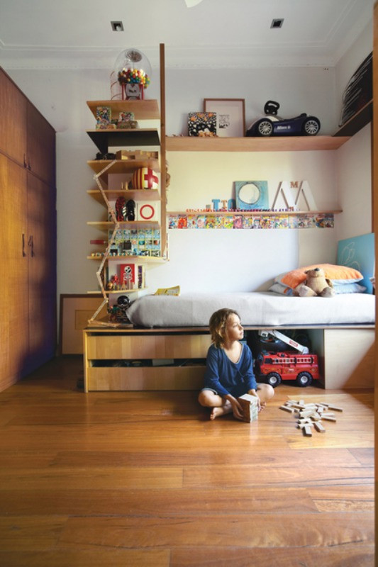 Best ideas about Small Kids Room . Save or Pin Small Space Bedroom Designs for your Kids Now.