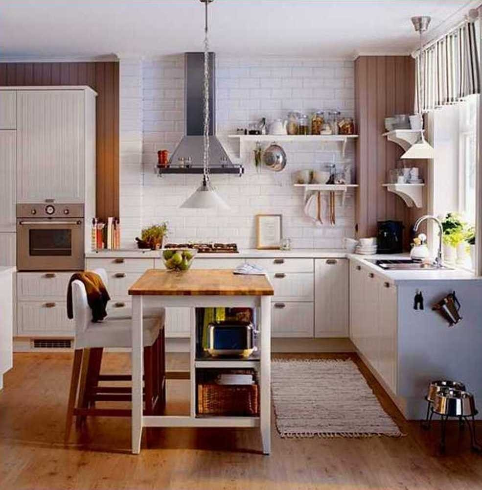 Best ideas about Small Kitchen Ideas With Islands . Save or Pin A Perfect Guide For Small Kitchen Island With Seating Now.