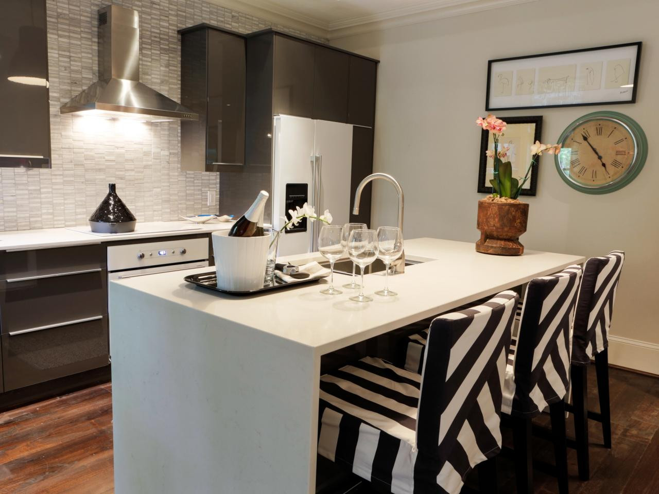 Best ideas about Small Kitchen Ideas With Islands . Save or Pin Make Yourself a Legendary Host by Having Your Kitchen Now.