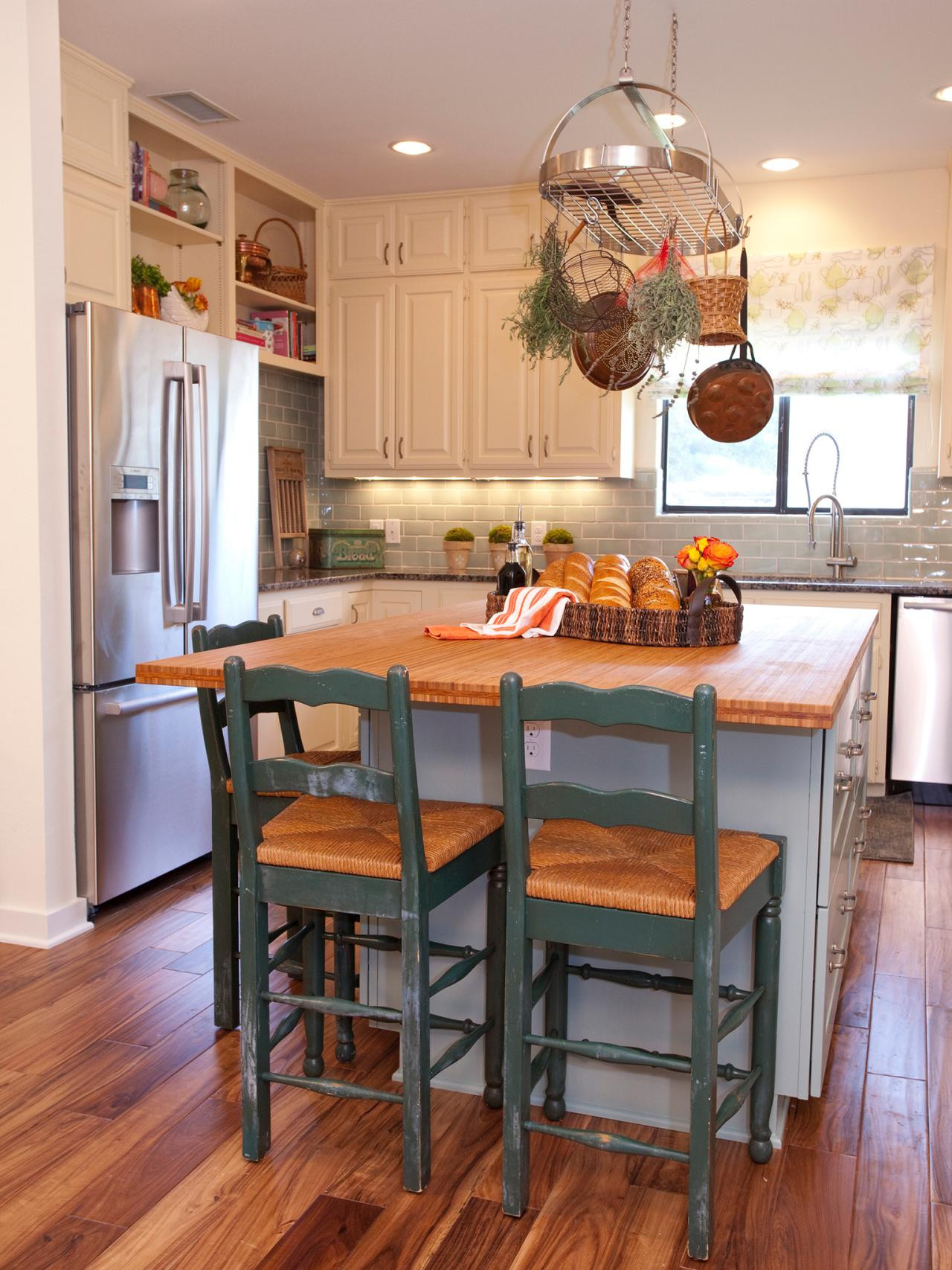 Best ideas about Small Kitchen Ideas With Islands . Save or Pin Kitchen kitchen island small space Small Kitchen With Now.