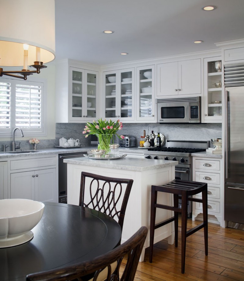 Best ideas about Small Kitchen Ideas With Islands . Save or Pin Unique Small Kitchen Island Ideas to Try Now.